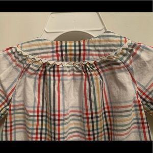 Hanna Andersson Dresses - Hanna Andersson Toddler girl plaid dress